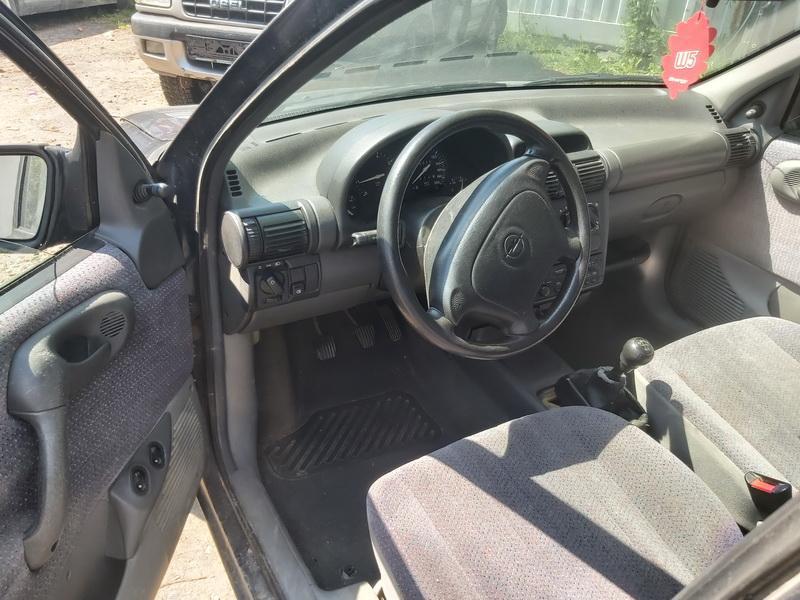 Used Car Parts Opel CORSA 1996 1.4 Mechanical Hatchback 4/5 d. Violet 2020-6-17