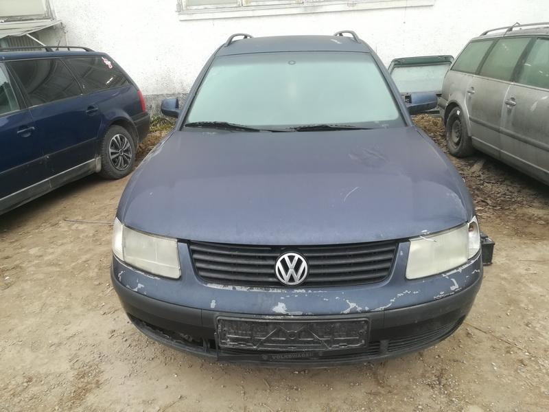 Подержанные Автозапчасти Volkswagen PASSAT 1999 1.9 машиностроение универсал 4/5 d. синий 2019-11-25