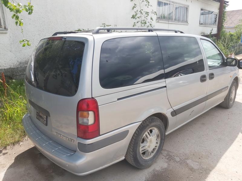 Naudotos automobiliu dallys Foto 8 Chevrolet VENTURE 1999 3.4 Automatinė Vienatūris 4/5 d. Pilka 2020-7-28 A5468