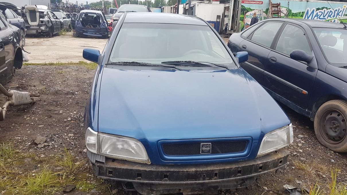 Volvo S40 1996 1.8 Mechaninė