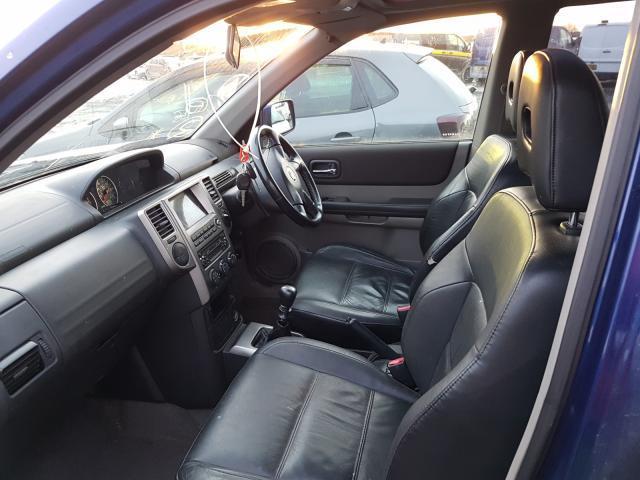 Naudotos automobiliu dallys Foto 5 Nissan X-TRAIL 2004 2.2 Mechaninė Visureigis 4/5 d. Melyna 2020-2-07 A5065