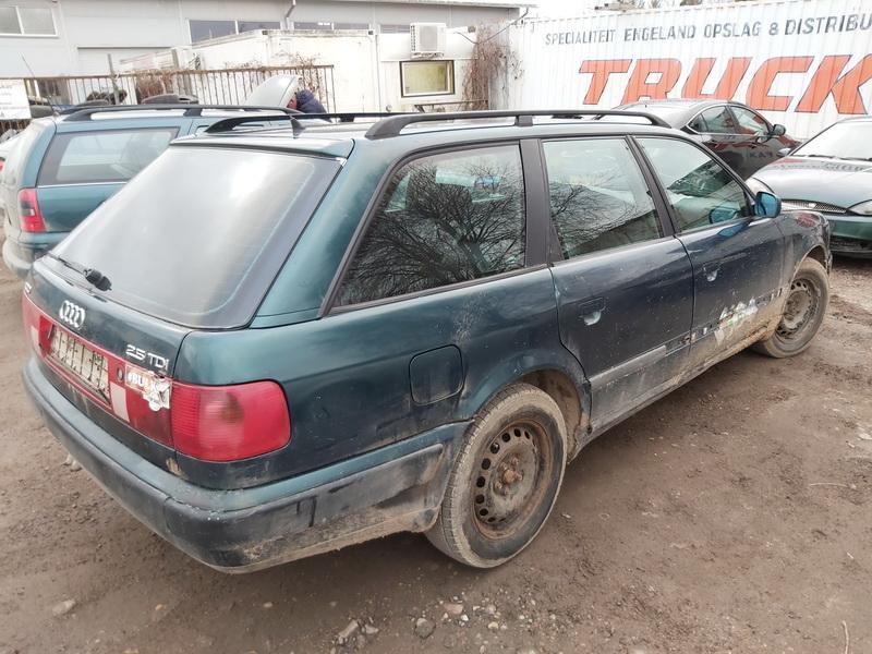 Naudotos automobiliu dallys Foto 8 Audi 100 1994 2.5 Mechaninė Universalas 4/5 d. Zalia 2020-1-20 A5025
