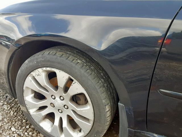 Naudotos automobiliu dallys Foto 10 Subaru LEGACY 2009 2.0 Mechaninė Universalas 4/5 d. Juoda 2019-4-03 A4402