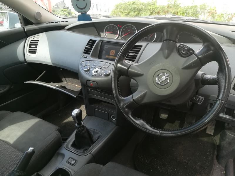 Naudotos automobilio dalys Nissan PRIMERA 2004 2.2 Mechaninė Hečbekas 4/5 d. Zydra 2019-7-09