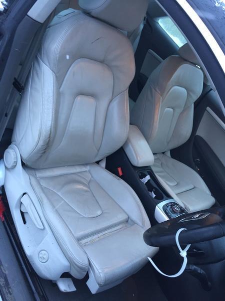 Подержанные Автозапчасти Foto 9 Audi A5 2008 3.0 автоматическая Купе 2/3 d. черный 2019-1-10 A4257