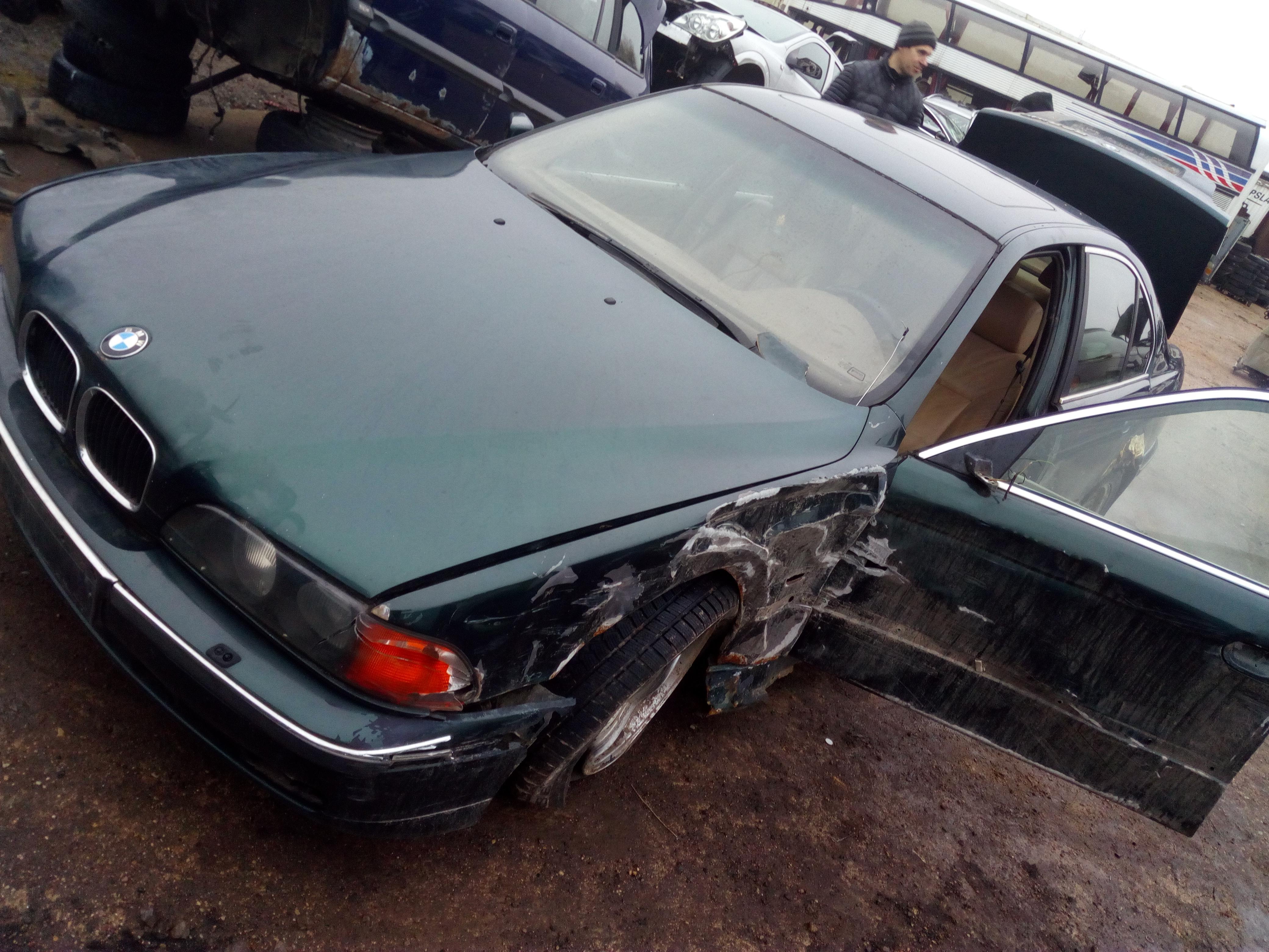 BMW 5-SERIES 1997 2.5 Mechaninė