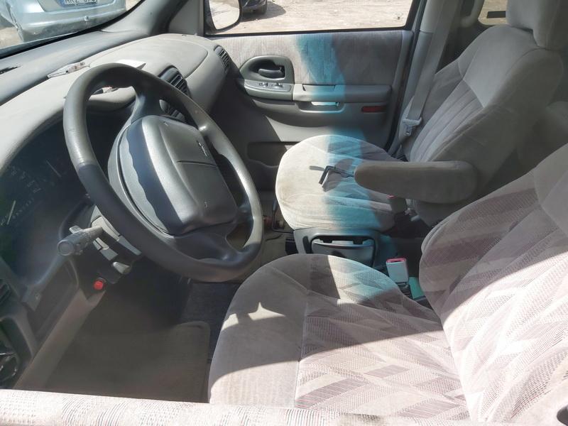 Naudotos automobiliu dallys Foto 5 Chevrolet VENTURE 1999 3.4 Automatinė Vienatūris 4/5 d. Pilka 2020-7-28 A5468
