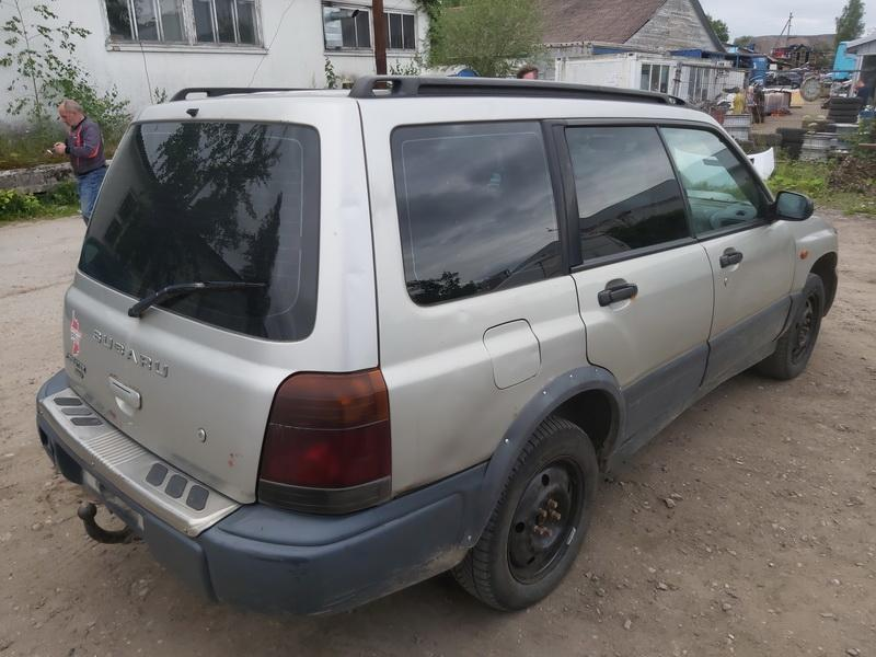 Used Car Parts Foto 9 Subaru FORESTER 1999 2.0 Mechanical Universal 4/5 d. Grey 2020-7-31 A5481