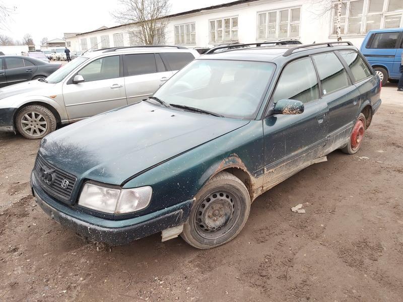 Naudotos automobiliu dallys Foto 4 Audi 100 1994 2.5 Mechaninė Universalas 4/5 d. Zalia 2020-1-20 A5025