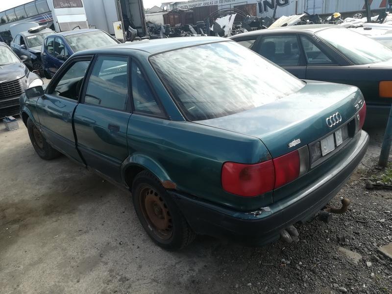 Naudotos automobiliu dallys Foto 8 Audi 80 1992 1.9 Mechaninė Sedanas 4/5 d. Zalia 2019-5-23 A4508