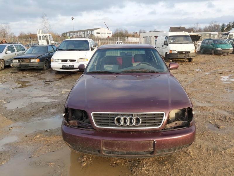 Подержанные Автозапчасти Foto 3 Audi A6 1994 1.9 машиностроение седан 4/5 d. красный 2020-11-19 A5835