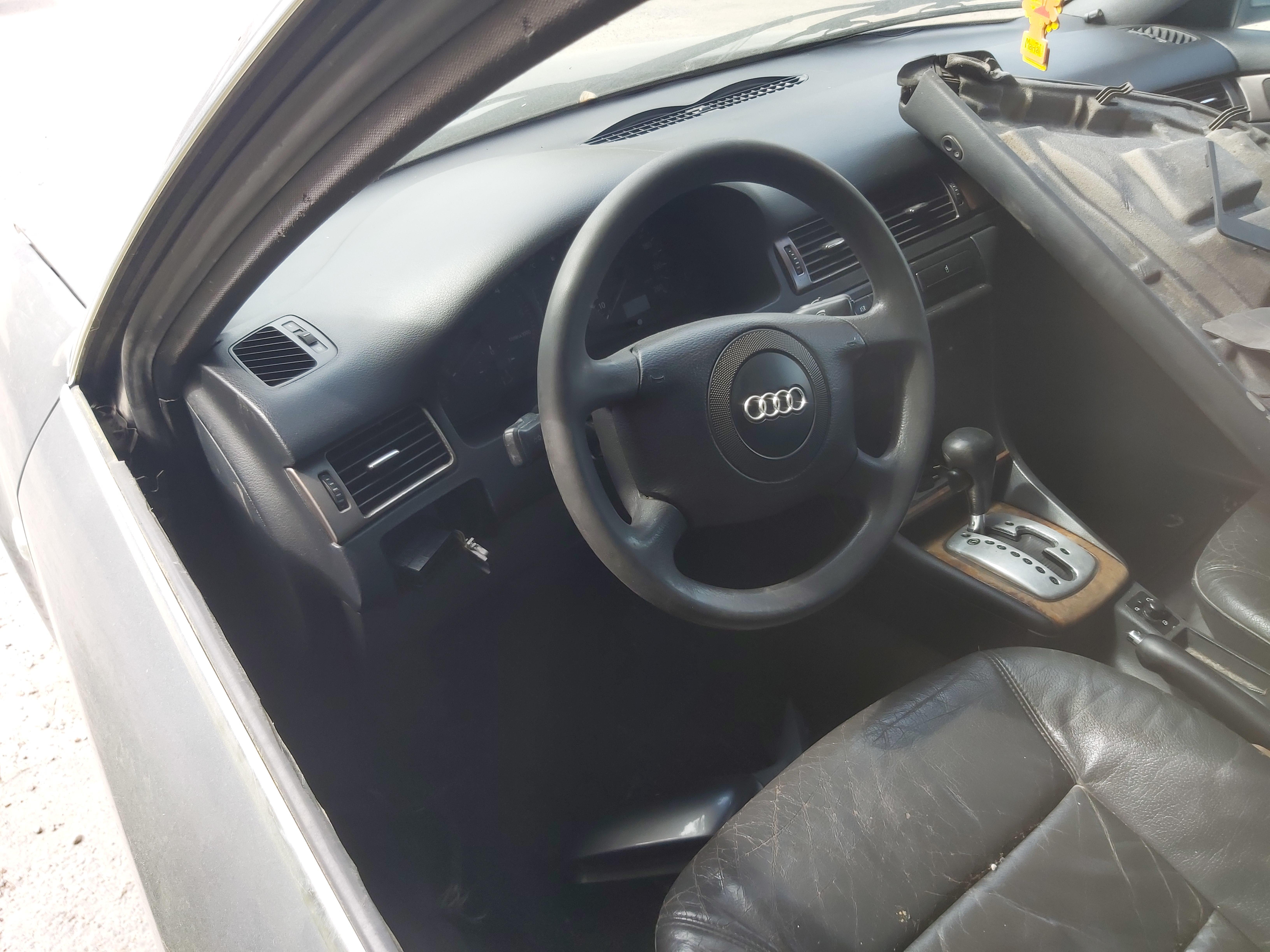 Подержанные Автозапчасти Audi A6 1998 2.5 автоматическая универсал 4/5 d. Серый 2020-8-04
