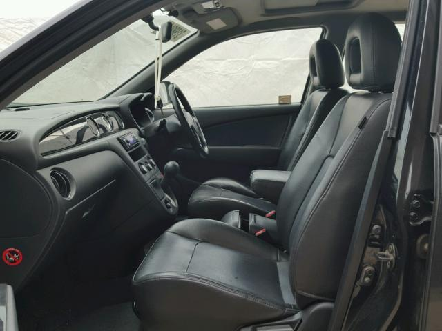 Naudotos automobiliu dallys Foto 5 Mitsubishi OUTLANDER 2004 2.4 Automatinė Universalas 4/5 d. Juoda 2019-4-17 A4428
