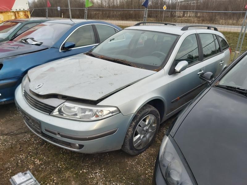 Naudotos automobilio dalys Renault LAGUNA 2002 1.9 Mechaninė Universalas 4/5 d. Zydra 2020-1-15