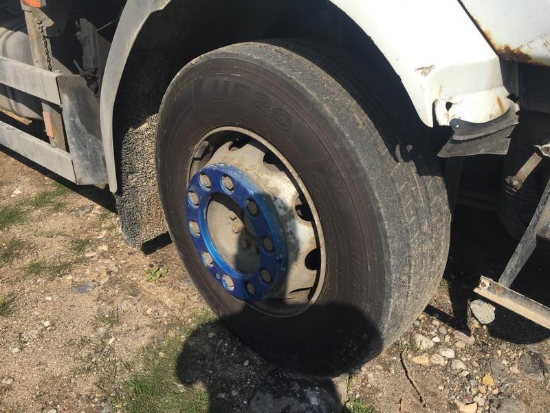 Naudotos automobiliu dallys Foto 3 Truck - Renault MIDLUM 2002 6.2 Mechaninė Kita 2/3 d. Balta 2018-9-06 A4071