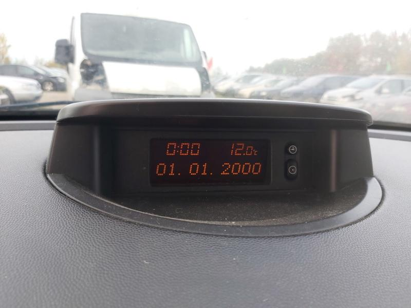 Naudotos automobiliu dallys Foto 8 Opel MERIVA 2004 1.7 Mechaninė Vienatūris 4/5 d. Pilka 2020-10-10 A5740