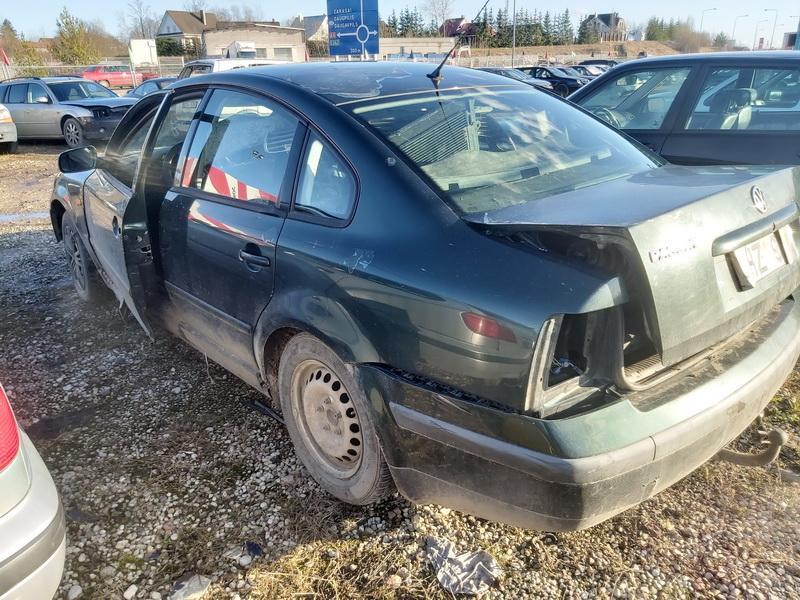 Naudotos automobiliu dallys Foto 7 Volkswagen PASSAT 1997 1.9 Mechaninė Sedanas 4/5 d. Zalia 2020-2-22 A5086