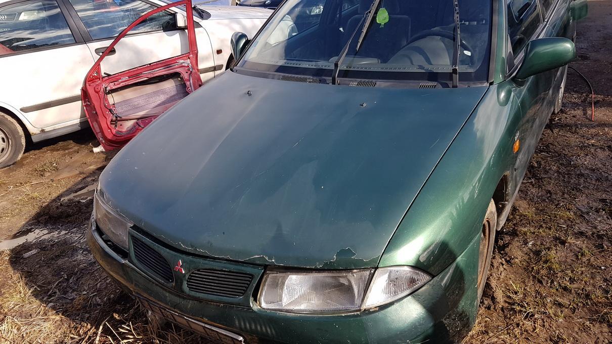 Mitsubishi CARISMA 1997 1.8 Mechaninė