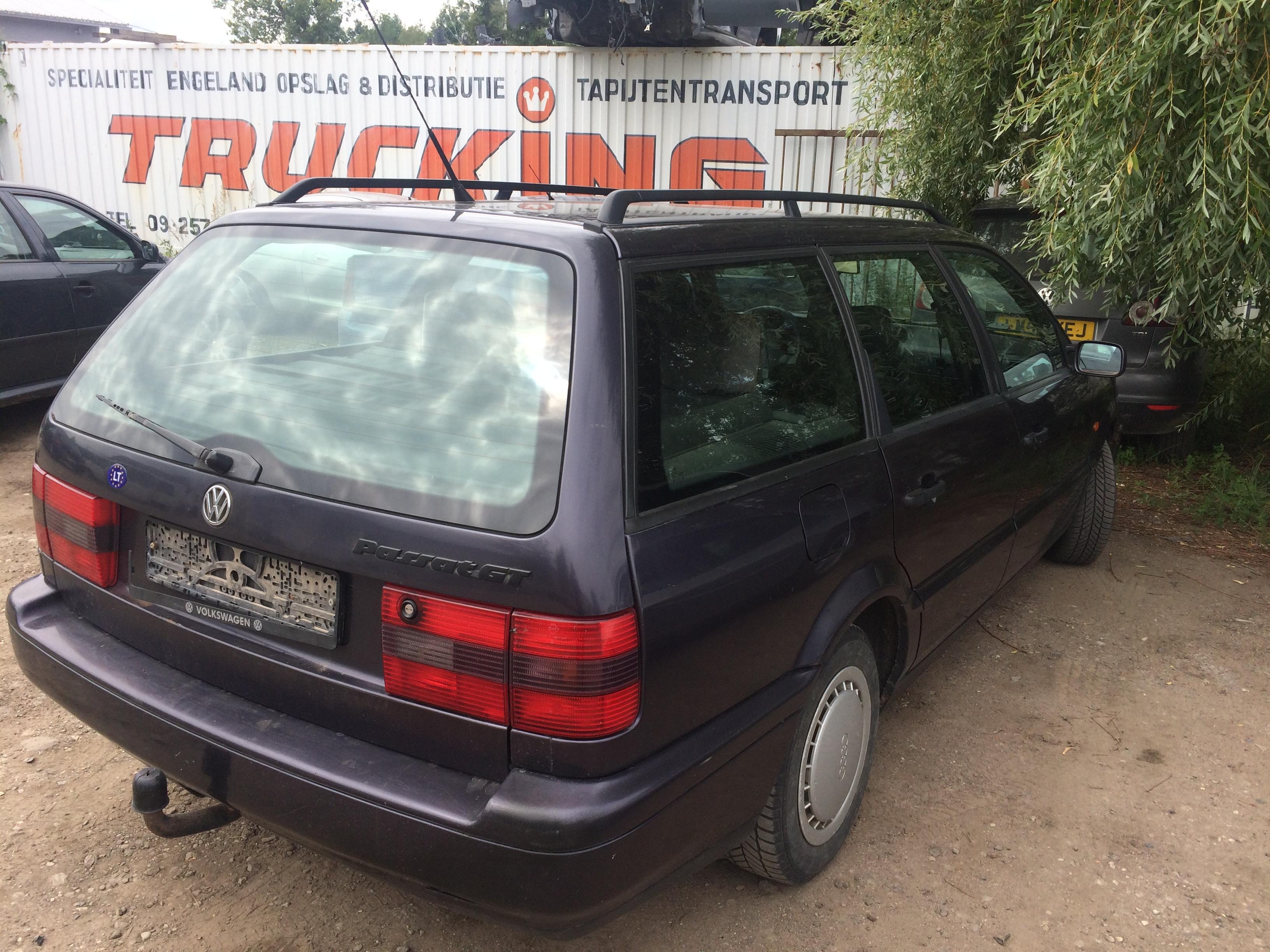 Naudotos automobiliu dallys Foto 7 Volkswagen PASSAT 1994 1.8 Mechaninė Universalas 4/5 d. Violetine 2018-7-10 A3921