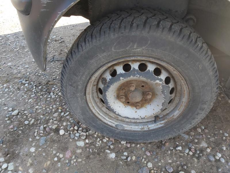 Naudotos automobiliu dallys Foto 9 Fiat PANDA 2008 1.1 Mechaninė Hečbekas 4/5 d. Balta 2020-3-17 A5130