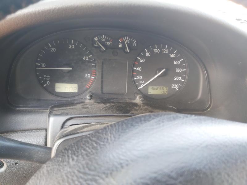 Naudotos automobiliu dallys Foto 7 Volkswagen PASSAT 1997 1.9 Mechaninė Sedanas 4/5 d. Melyna 2020-9-15 A5667