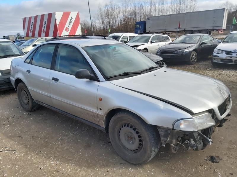 Naudotos automobilio dalys Audi A4 1995 1.6 Mechaninė Sedanas 4/5 d. Pilka 2020-3-17