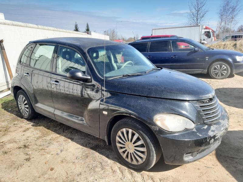Naudotos automobilio dalys Chrysler PT CRUISER 2005 2.4 Automatinė Hečbekas 4/5 d. Juoda 2020-4-21