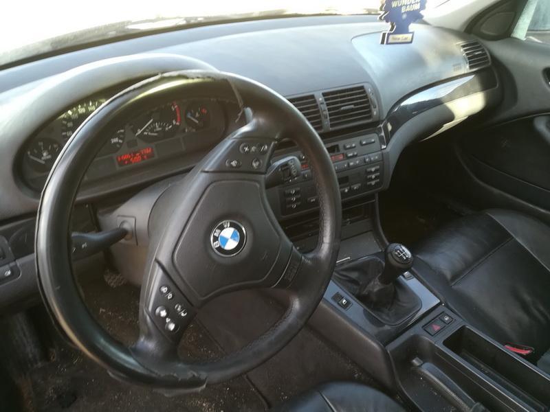 Naudotos automobiliu dallys Foto 7 BMW 3-SERIES 2000 2.0 Mechaninė Universalas 4/5 d. Pilka 2019-4-19 A4438