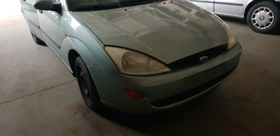 Naudotos automobilio dalys Ford FOCUS 1999 1.6 Mechaninė Hečbekas 4/5 d. Zalia 2020-6-12