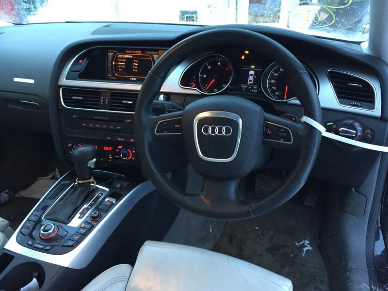 Подержанные Автозапчасти Foto 10 Audi A5 2008 3.0 автоматическая Купе 2/3 d. черный 2019-1-10 A4257