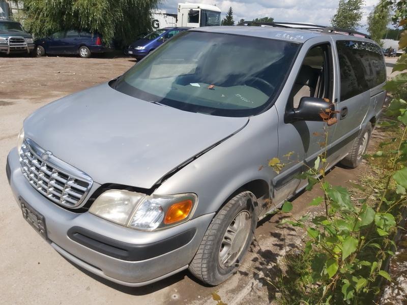 Naudotos automobiliu dallys Foto 4 Chevrolet VENTURE 1999 3.4 Automatinė Vienatūris 4/5 d. Pilka 2020-7-28 A5468