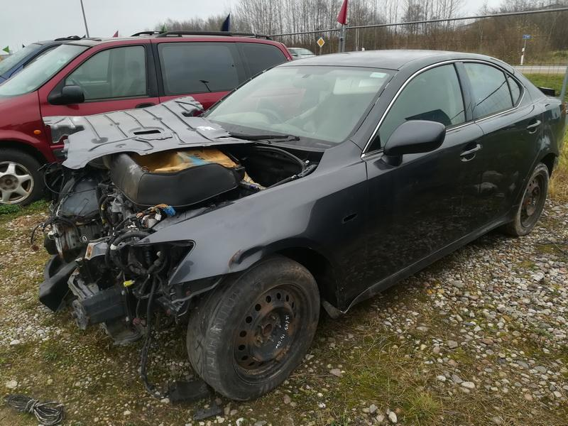 Naudotos automobiliu dallys Foto 4 Lexus IS - CLASS 2006 2.5 Mechaninė Sedanas 4/5 d. Pilka 2019-11-14 A4891