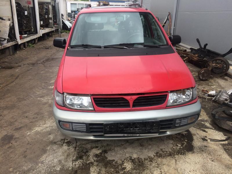 Naudotos automobilio dalys Mitsubishi SPACE RUNNER 1996 1.8 Mechaninė Vienatūris 4/5 d. Raudona 2018-6-22