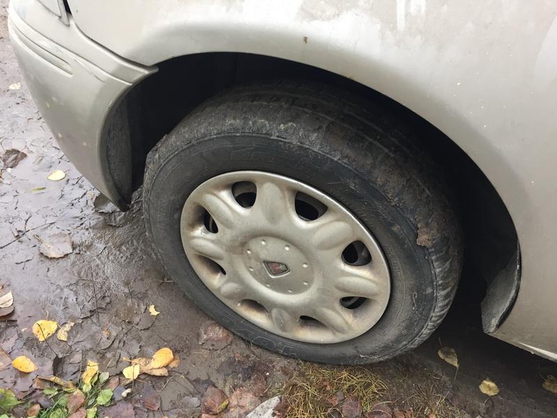 Naudotos automobiliu dallys Foto 5 Rover 200-SERIES 1996 1.4 Mechaninė Hečbekas 2/3 d. Pilka 2018-10-30 A4158