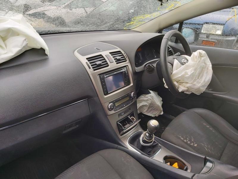 Naudotos automobilio dalys Toyota AVENSIS 2010 1.8 Mechaninė Sedanas 4/5 d. Pilka 2020-2-25