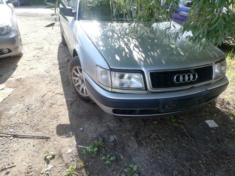 Naudotos automobilio dalys Audi 100 1991 2.5 Mechaninė Sedanas 4/5 d. Pilka 2019-8-24