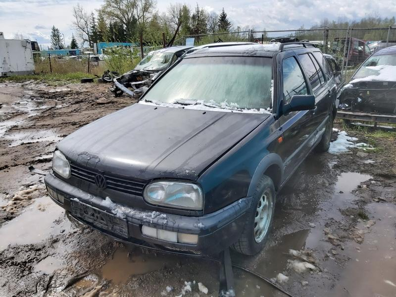 Naudotos automobiliu dallys Foto 4 Volkswagen GOLF 1994 1.9 Mechaninė Universalas 4/5 d. Juoda 2020-5-11 A5274