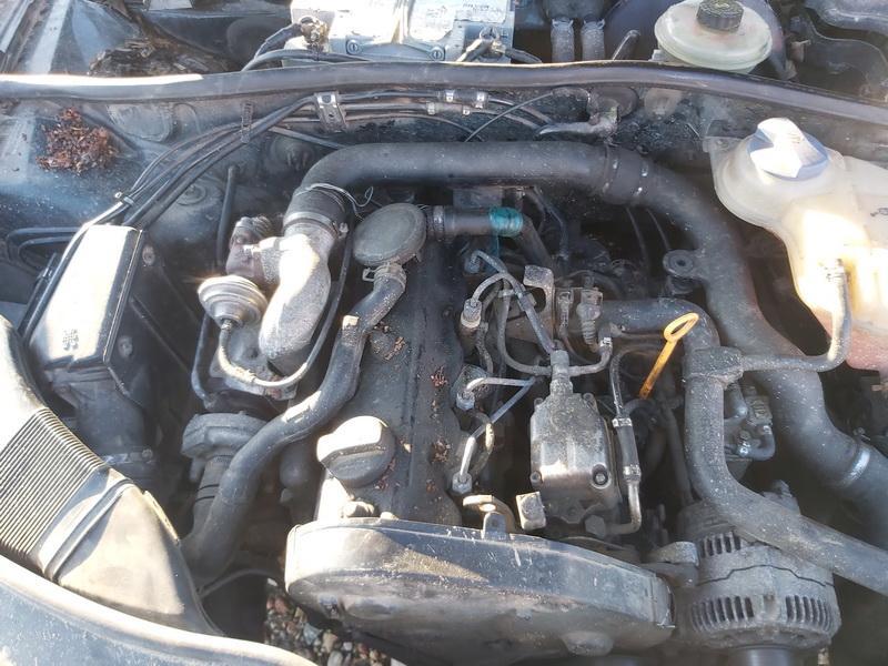 Naudotos automobiliu dallys Foto 2 Volkswagen PASSAT 1997 1.9 Mechaninė Sedanas 4/5 d. Zalia 2020-2-22 A5086