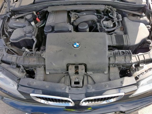 Naudotos automobiliu dallys Foto 8 BMW 1-SERIES 2007 1.6 Mechaninė Hečbekas 4/5 d. Juoda 2019-9-18 A4768