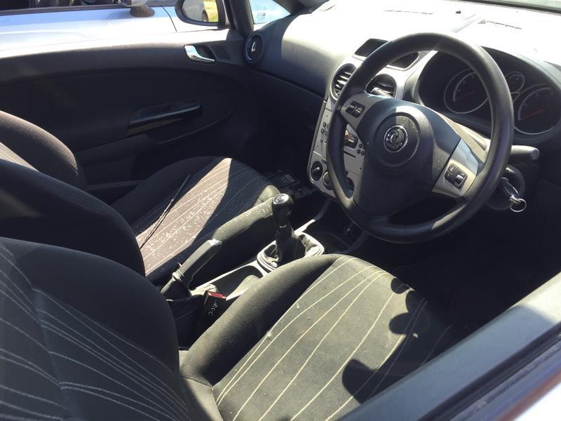 Naudotos automobilio dalys Opel CORSA 2008 1.2 Mechaninė Hečbekas 2/3 d. Sidabrine 2018-5-29
