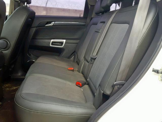 Naudotos automobiliu dallys Foto 7 Opel ANTARA 2008 2.0 Mechaninė Visureigis 4/5 d. Balta 2019-6-10 A4552
