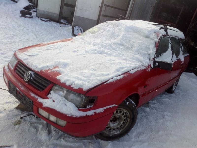 Volkswagen PASSAT 1995 1.9 Mechaninė