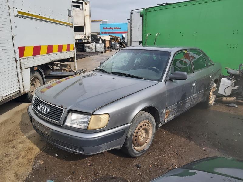 Naudotos automobilio dalys Audi 100 1994 2.5 Mechaninė Sedanas 4/5 d. Pilka 2020-5-11