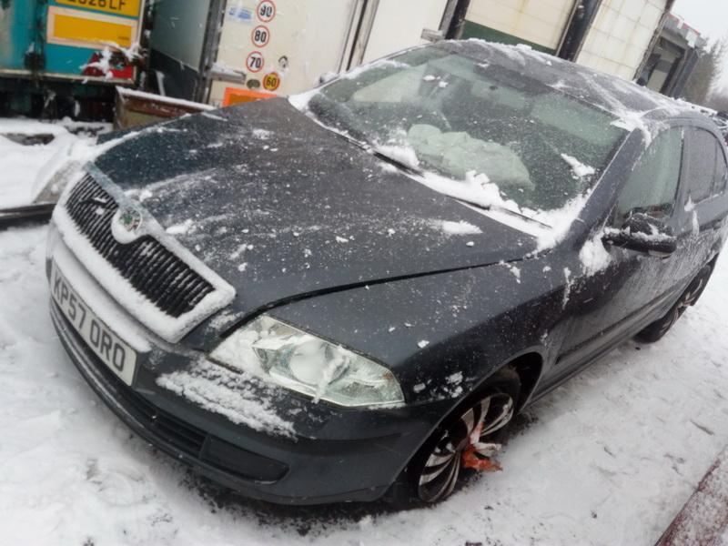 Naudotos automobilio dalys Skoda OCTAVIA 2007 1.4 Mechaninė Sedanas 4/5 d. Pilka 2018-2-01