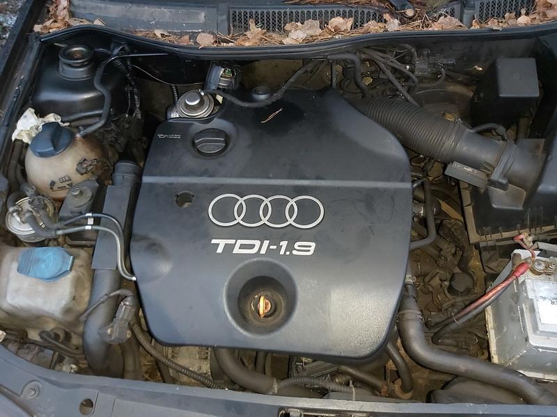 Naudotos automobiliu dallys Foto 2 Audi A3 1997 1.9 Mechaninė Hečbekas 2/3 d. Ruda 2020-1-13 A5006