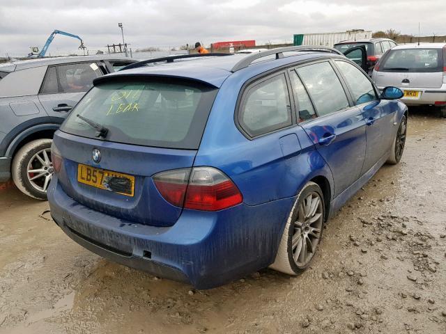 Naudotos automobiliu dallys Foto 3 BMW 3-SERIES 2008 2.0 Mechaninė Universalas 4/5 d. Melyna 2019-12-13 A4969