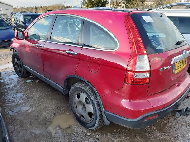 Naudotos automobiliu dallys Foto 7 Honda CR-V 2007 2.2 Mechaninė Visureigis 4/5 d. Raudona 2020-2-13 A5071
