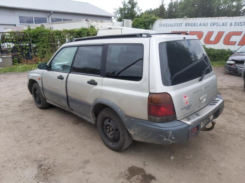 Used Car Parts Foto 8 Subaru FORESTER 1999 2.0 Mechanical Universal 4/5 d. Grey 2020-7-31 A5481