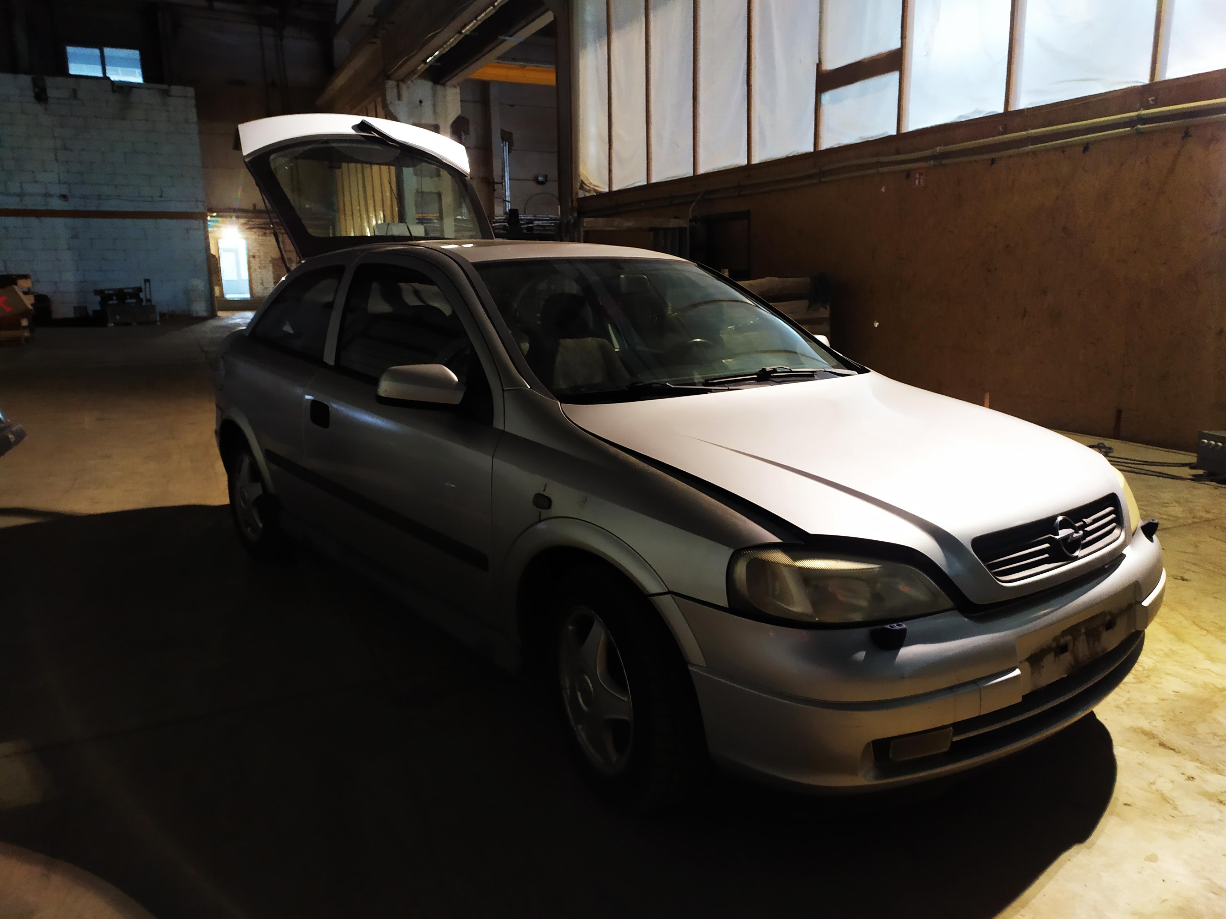 Opel ASTRA 1998 1.6 Mechaninė