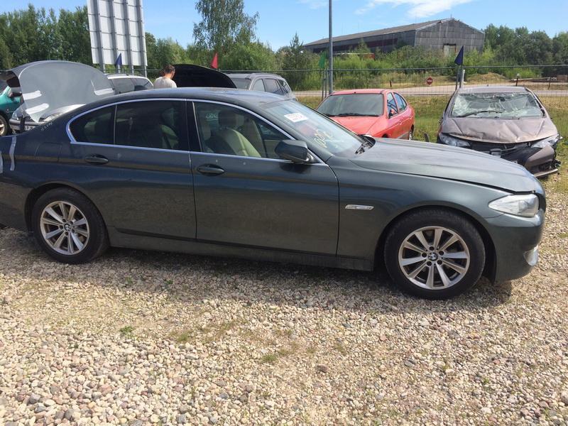 Naudotos automobiliu dallys Foto 3 BMW 5-SERIES 2011 2.0 Mechaninė Sedanas 4/5 d. Zalia 2018-6-15 A3877